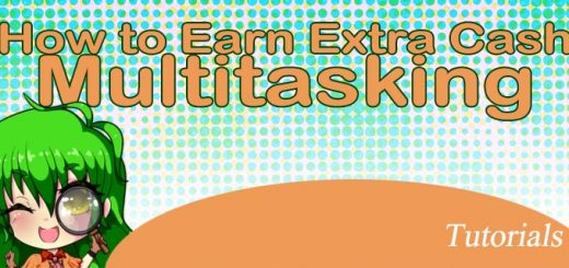 How to earn extra cash multitasking online