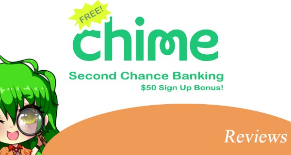 Chime banking for free checking and savings accounts with $50 sign up bonus